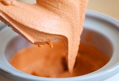 Tea Ice cream in Thai Style Recipe (Kem Trà Thái)
