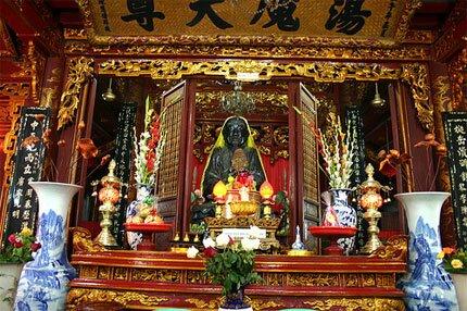 Quán Thánh Temple (Đền Quán Thánh)
