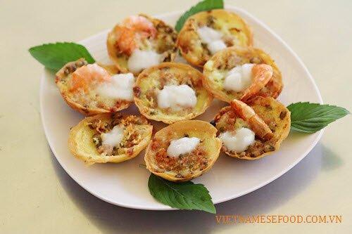 Vietnamese Mini Savory Pancakes Recipe (Bánh Khọt)