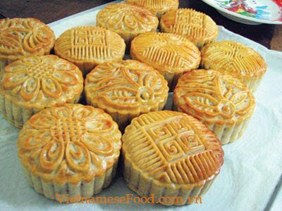 Banh Trung Thu Nuong Bánh Trung Thu Nướng