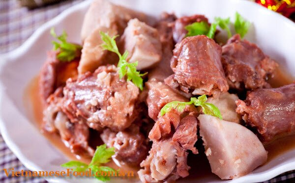 duck-meat-with-soybean-paste-recipe-vit-nau-chao
