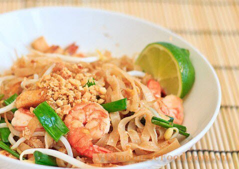 Fried Pho with Vegetable Recipe (Phở Xào) ~ Vietnamese Pho Recipes